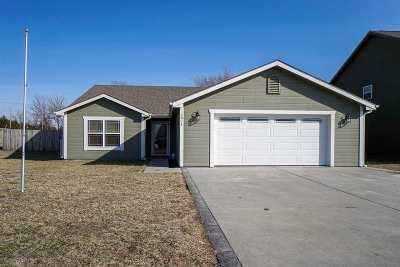 Single Family Home For Sale: 3014 Blaine Drive