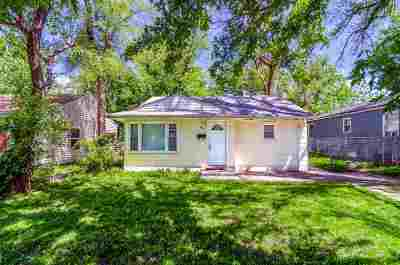 Junction City Single Family Home For Sale: 836 W 9th Street