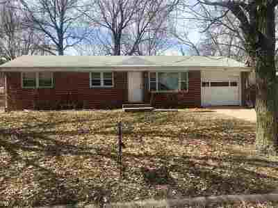 Riley County Single Family Home For Sale: 1937 Judson Street