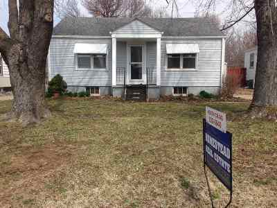 Clay Center Single Family Home For Sale: 615 Garfield