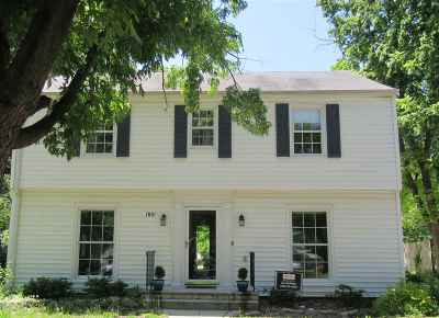 Single Family Home For Sale: 1831 Fairchild Avenue