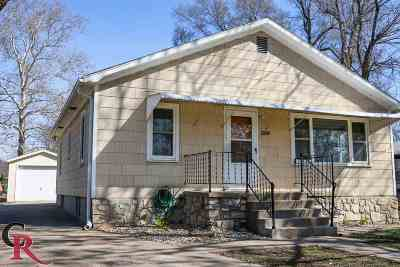 Riley County Single Family Home For Sale: 3208 State Street