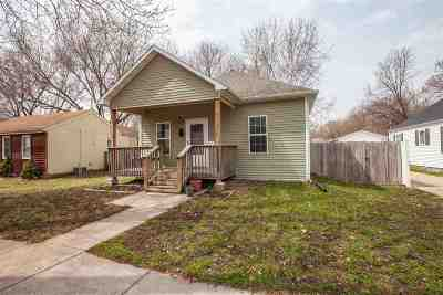 Wamego Single Family Home For Sale: 707 Oak Street