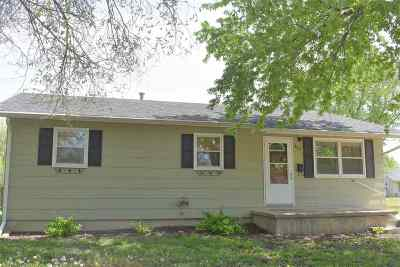 Abilene Single Family Home For Sale: 405 N Brown Street