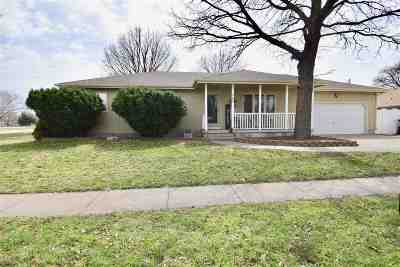 Dickinson County Single Family Home For Sale: 103 W 4th