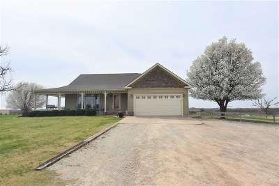 Abilene Single Family Home For Sale: 2475 Gulf Road