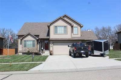 Junction City Single Family Home For Sale: 2316 Buckshot Drive