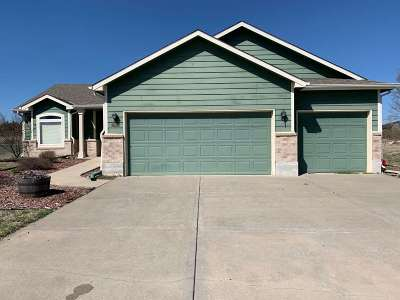Single Family Home For Sale: 927 Coyote Drive