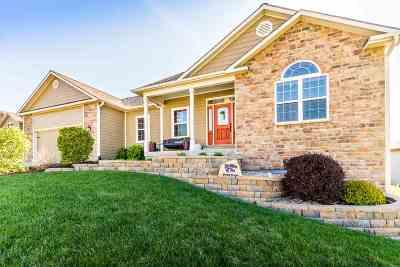 Manhattan Single Family Home For Sale: 1224 West Park Grove