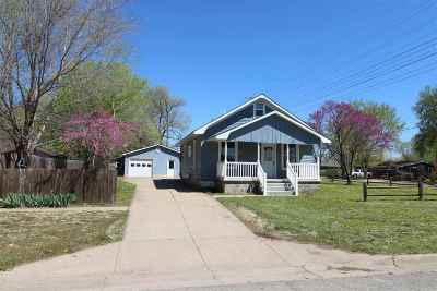Abilene Single Family Home For Sale: 537 NE 6th Street