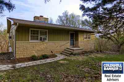 Riley County Single Family Home For Sale: 5018 Canyon Road