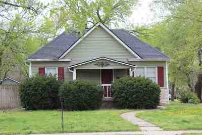 Abilene Single Family Home For Sale: 1019 W 1st Street