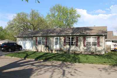 Dickinson County Single Family Home For Sale: 501 N Campbell Street