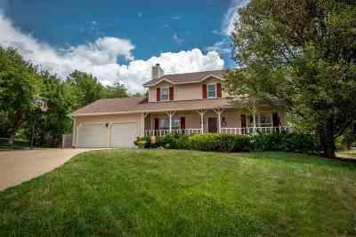 Manhattan Single Family Home For Sale: 3647 Everett Drive