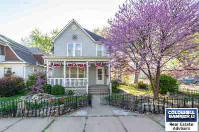 Wamego KS Single Family Home For Sale: $165,000