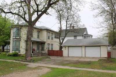 Abilene Single Family Home For Sale: 200 NE 7th Street