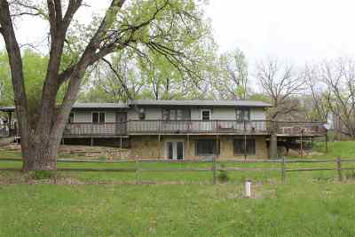 Dickinson County Single Family Home For Sale: 2372 Flag Road