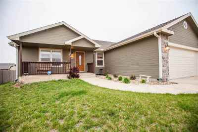 Single Family Home For Sale: 2714 Elm Creek Drive