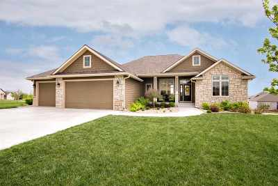 Riley County Single Family Home For Sale: 1101 Lee Mill Circle