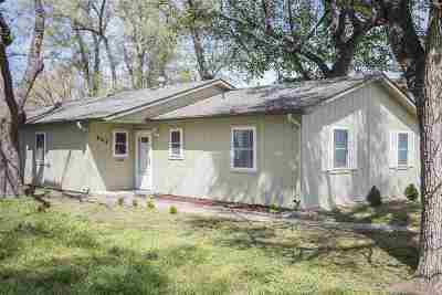 Manhattan Single Family Home For Sale: 804 Pottawatomie Avenue