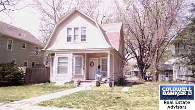 Manhattan Single Family Home For Sale: 820 Osage Street