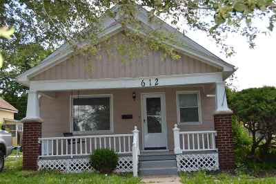 Dickinson County Single Family Home For Sale: 612 N C Street