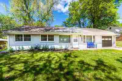 Manhattan Single Family Home For Sale: 2452 Hobbs Drive
