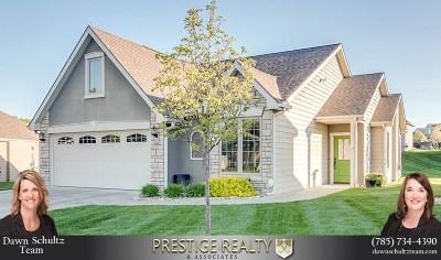 Riley County Single Family Home For Sale: 2124 Buckner Drive