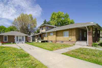 Junction City Multi Family Home For Sale: 826 N Jackson Street