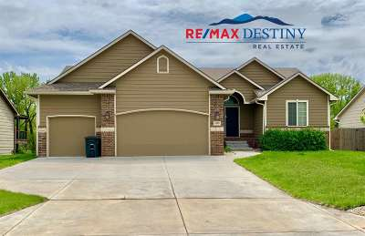 Riley County Single Family Home For Sale: 5113 Bramblewood Drive