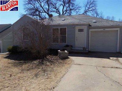 Manhattan Single Family Home For Sale: 1719 Colorado Street