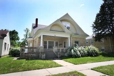 Single Family Home For Sale: 331 W 3rd Street