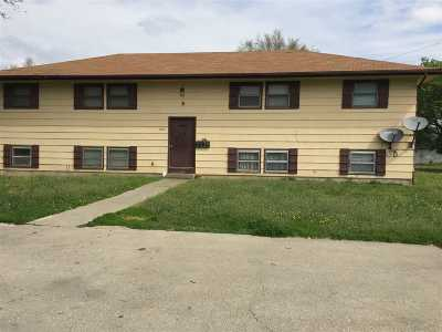 Junction City Multi Family Home For Sale: 810 W 11th Street