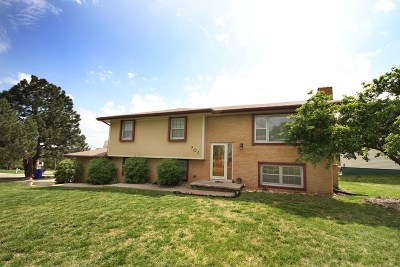 Junction City Single Family Home For Sale: 701 McClure Street