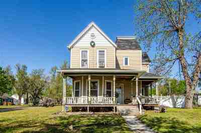 Single Family Home For Sale: 224 S Adams