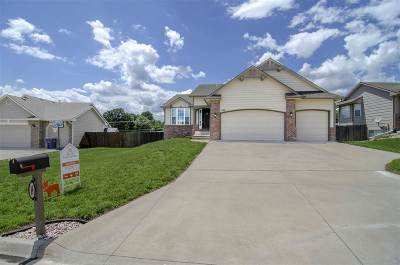 Riley County Single Family Home For Sale: 812 Fossilridge Drive