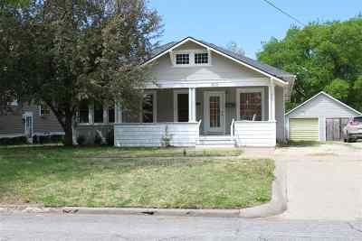 Abilene Single Family Home For Sale: 802 N Olive Street