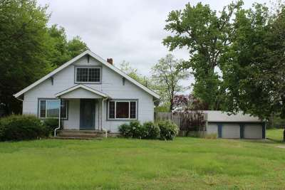 Abilene Single Family Home For Sale: 2013 W 1st Street