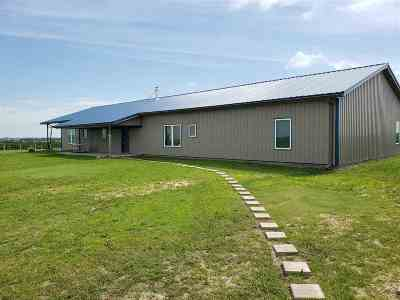 Riley County Single Family Home For Sale: 15757 Seven Springs Road