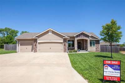 Single Family Home For Sale: 2214 Willow Creek Place