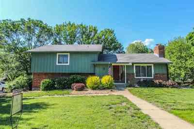 Manhattan Single Family Home For Sale: 6000 Tumbleweed Terrace