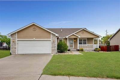 Junction City Single Family Home For Sale: 1417 Spring Hill Drive