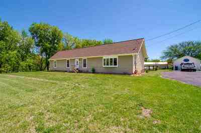 Junction City Single Family Home For Sale: 2505 Old Highway 40