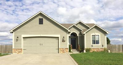 Junction City Single Family Home For Sale: 2421 Deer Trail