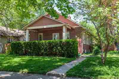 Manhattan Single Family Home For Sale: 1500 Colorado Street