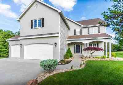 Riley County Single Family Home For Sale: 1117 Crossgate Terrace