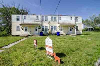 Junction City Multi Family Home For Sale: 739 W 1st Street