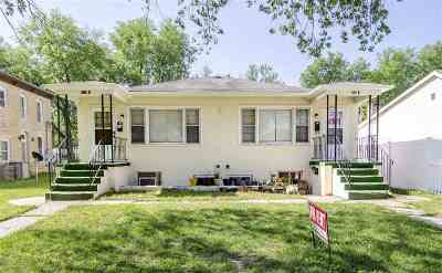 Junction City Multi Family Home For Sale: 411 W 5th Street