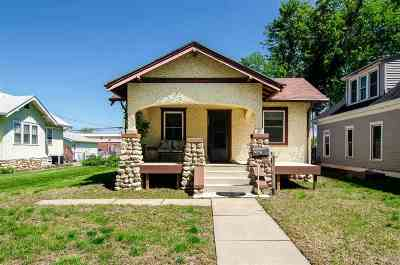 Junction City Single Family Home For Sale: 532 W 5th