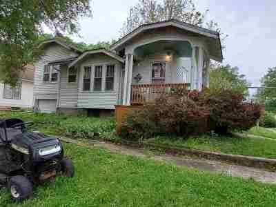 Herington Single Family Home For Sale: 11 N C Street